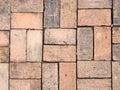 Red brick pattern Royalty Free Stock Photo