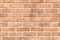 Red brick stone wall Royalty Free Stock Photo