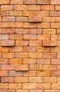 Red brick wall background for Stock Images