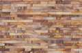 Red brick wall background - texture