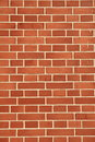 Red Brick Wall Pattern for Background Royalty Free Stock Photo