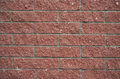 Red brick wall texture background old Royalty Free Stock Photos