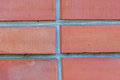 Red brick wall texture pattern or brick wall background Royalty Free Stock Photo