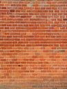 Red bricks wall Stock Image