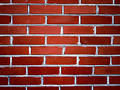 Red bricks wall II Royalty Free Stock Photo