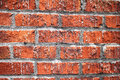 Red bricks wall texture background Stock Images