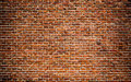 Red bricks wall texture Royalty Free Stock Photo