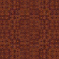 Red brown colors plaid pattern korean traditional design series Royalty Free Stock Photography