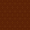 Red brown colors square grid pattern design original and symbol series Royalty Free Stock Photos