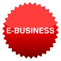 Red button e-business