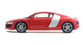 Red car toy Royalty Free Stock Photo