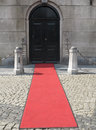 Red carpet event Royalty Free Stock Photography