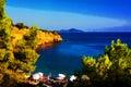 Red Castle Beach Of Alonissos,...