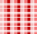 Red checked pattern Royalty Free Stock Photo
