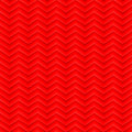 Red chevron pattern Royalty Free Stock Images