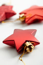 Red Christmas ornament Royalty Free Stock Photo