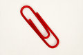Red Clip Royalty Free Stock Photo
