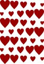Red Clipart Heart vector