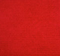 Red cloth texture towel or cleaning close up Stock Photography
