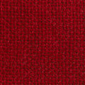 Red coarse weave fabric background hessian abstract Royalty Free Stock Photography