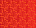 Red color pattern design Royalty Free Stock Image