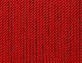 Red cotton twine detail of the cord rope texture Royalty Free Stock Photography