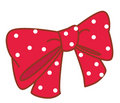 A red cravat Stock Photography