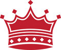 Red Crown Stock Images