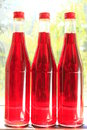 Red currant wine Royalty Free Stock Photos