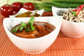 Red curry Royalty Free Stock Photos