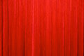 Red curtains texture and background Royalty Free Stock Images