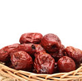 Red date Stock Photos