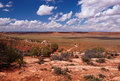 Red Desert Royalty Free Stock Photography