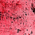 Red Devil's bloody texture wall Royalty Free Stock Photo