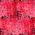 Red Devil's night a bloody wall texture Royalty Free Stock Photo