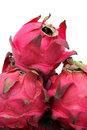 Red Dragon Fruits Stock Images