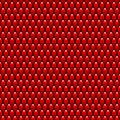 Red Dragon Scales Seamless Pattern Texture. Stock Royalty Free Stock Photo