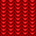 Red Drapery Royalty Free Stock Images