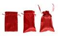 Red Drawstring Bag Packaging I...