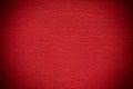 Red Felt Background