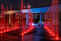 Red Fountains