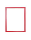 Red  Frame For Painting Or Pic...