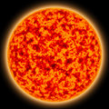 The Red Gaint Sun 3