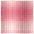 Red gingham seamless design for table cloths Royalty Free Stock Photography