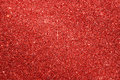 Red glitter background christmas with copy space Royalty Free Stock Photos
