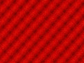 Red glitter patterned background - ideal Christmas etc Royalty Free Stock Photo