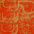Red and Gold Background or Wallpaper Royalty Free Stock Images
