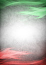 Red and green background ready for your text Royalty Free Stock Photo
