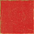 Red Grungy Art Paper Scrapbook Background Royalty Free Stock Photography