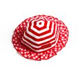 Red hat Royalty Free Stock Photo